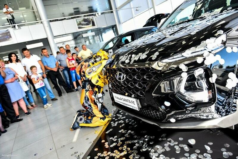 В Тамбове презентовали новинки от Hyundai, фото-6