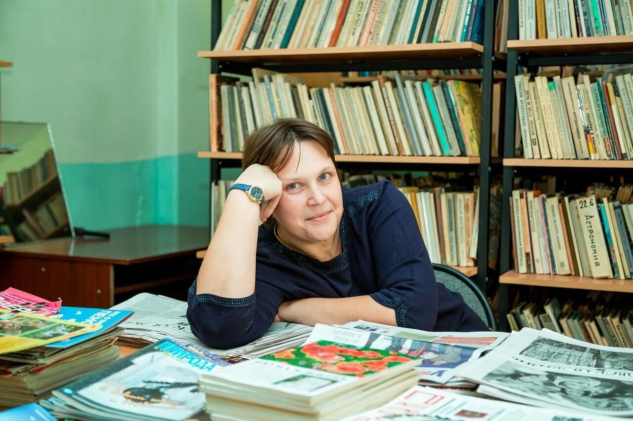 Тамбовский педагог выбыла из конкурса «Учитель года-2018», фото-1, Татьяна Уварова