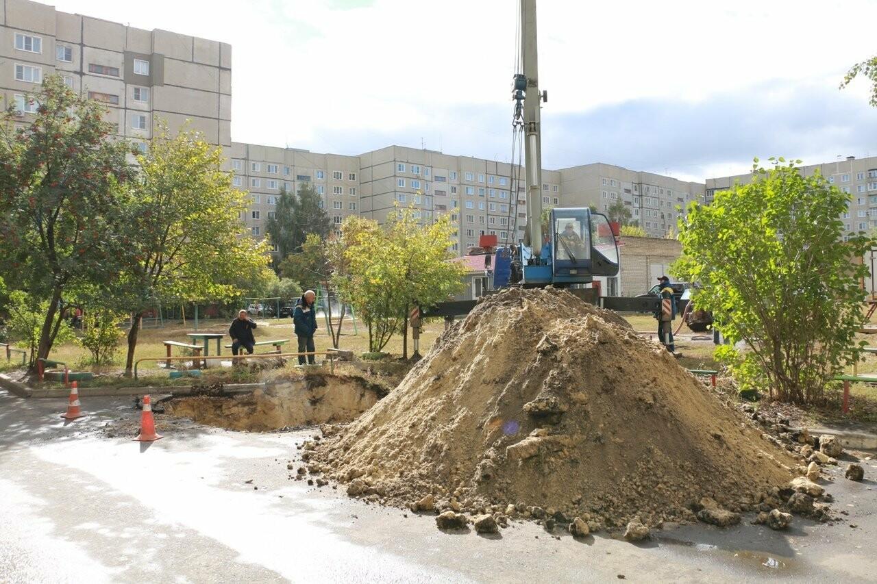 Более двух тысяч тамбовчан трое суток сидят без горячей воды, фото-3