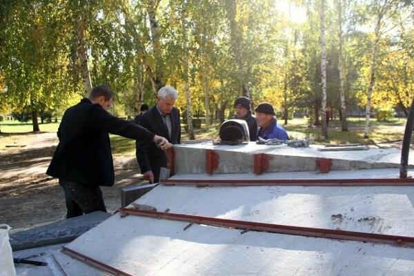 Тамбовчане проспонсировали строительство мемориала воинам-интернационалистам, фото-1