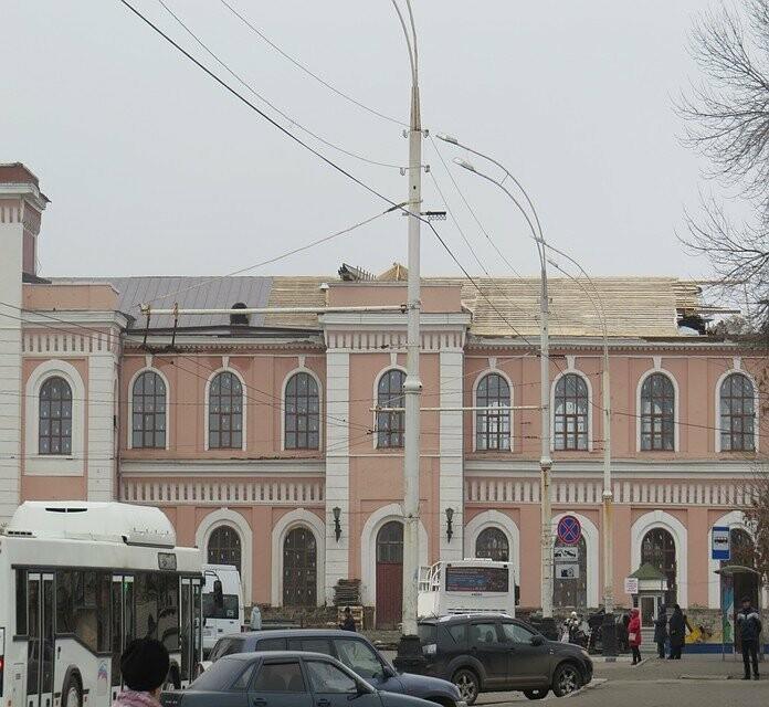 В Тамбове перекроют движение на Привокзальной площади, фото-1