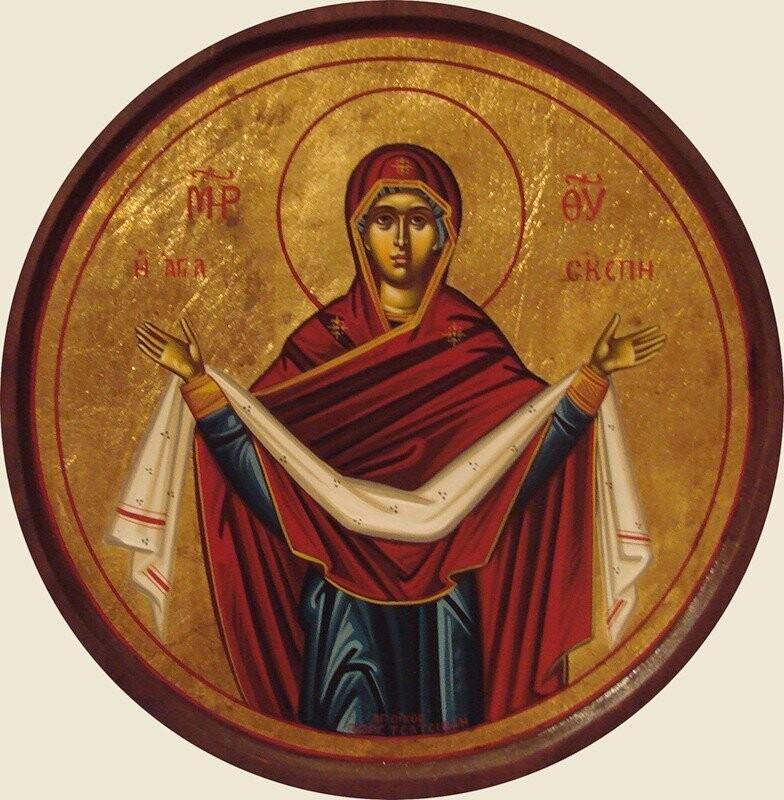 Тамбовчане празднуют Покров Пресвятой Богородицы, фото-1