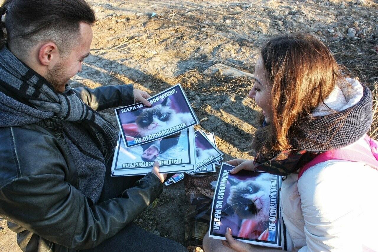 В Тамбове решили бороться со стихийными свалками с помощью интернет-мемов , фото-2
