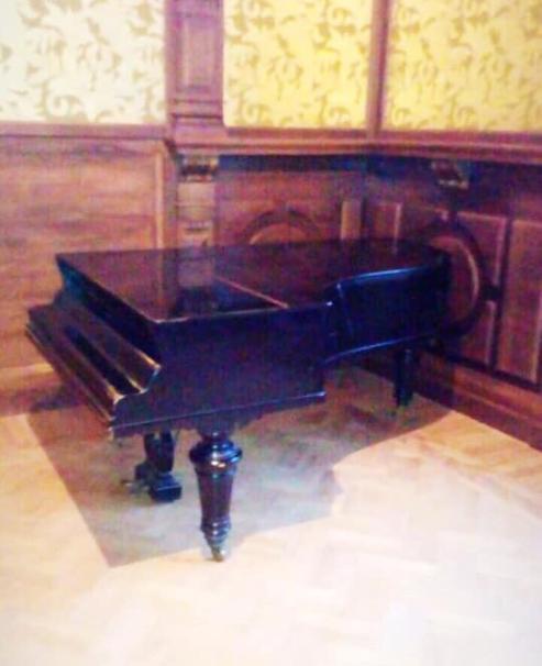 Рассказовской усадьбе Асеевых подарили рояль, фото-1
