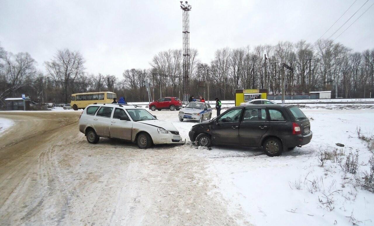 В первые дни зимы в Тамбовской области произошло 6 ДТП, фото-1