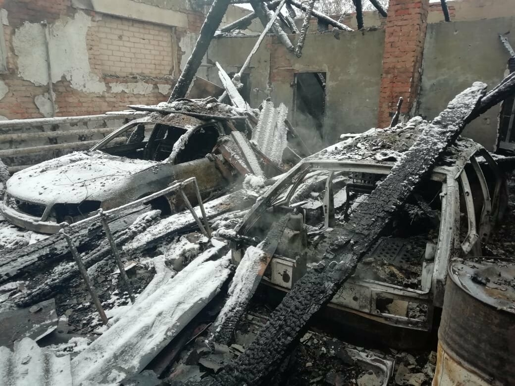 лимит в городе бирюч сгорел автосервис фото прошел