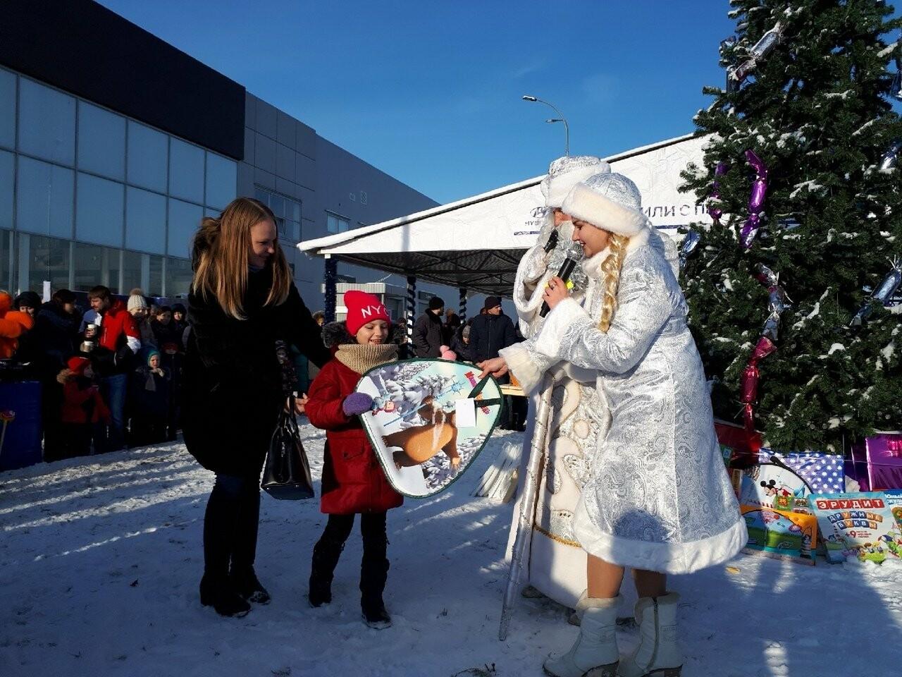 «Рождественская елка» от LADA и HYUNDAI в Тамбове вновь собрала друзей, фото-1