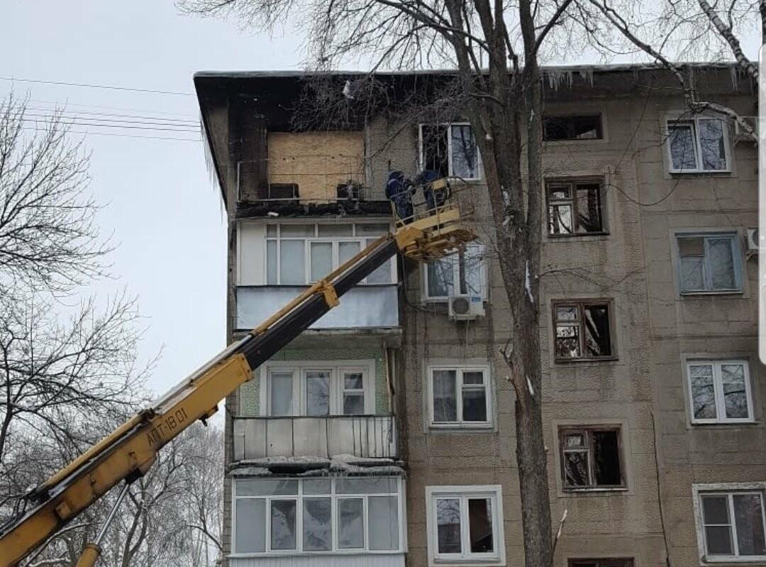 В центре Тамбова произошел взрыв в многоэтажном доме , фото-1
