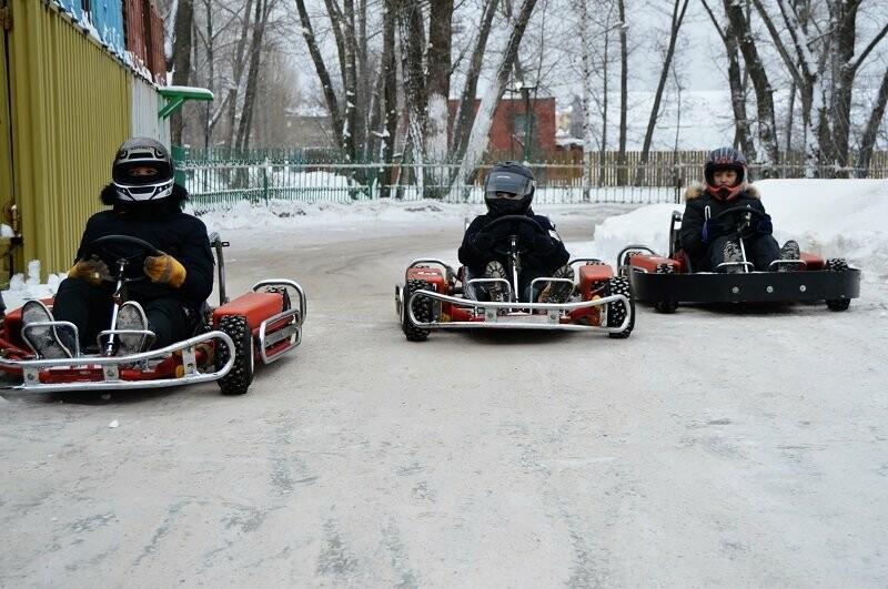 В Котовске провели открытый турнир по картингу , фото-1