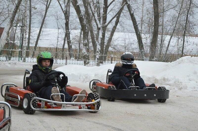 В Котовске провели открытый турнир по картингу , фото-6