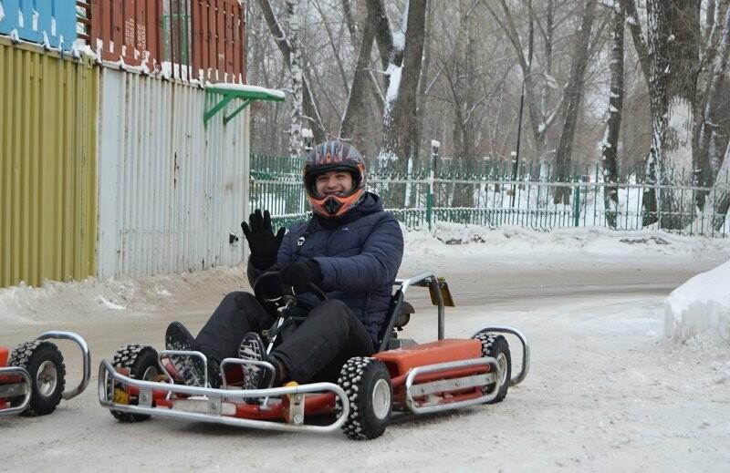 В Котовске провели открытый турнир по картингу , фото-7