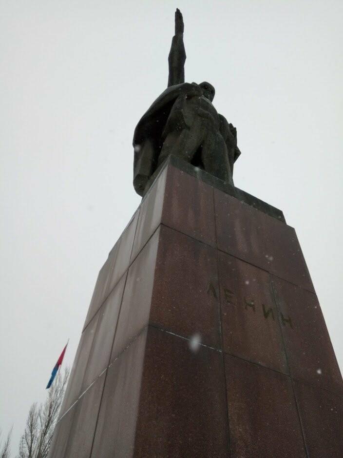 Тамбовские коммунисты почтили память вождя мирового пролетариата, фото-1
