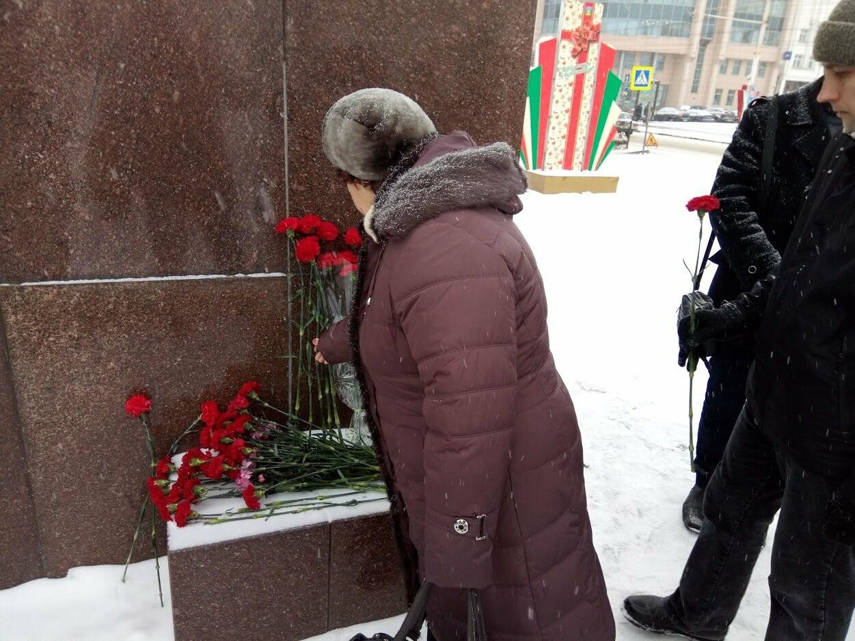 Тамбовские коммунисты почтили память вождя мирового пролетариата, фото-5