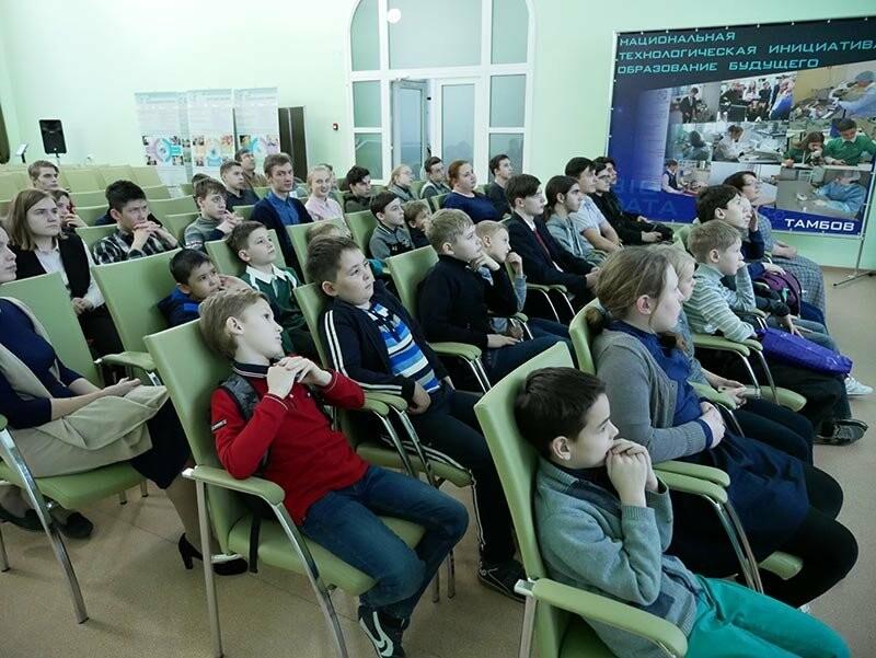 Одаренных детей Тамбова научат снимать кино, фото-1