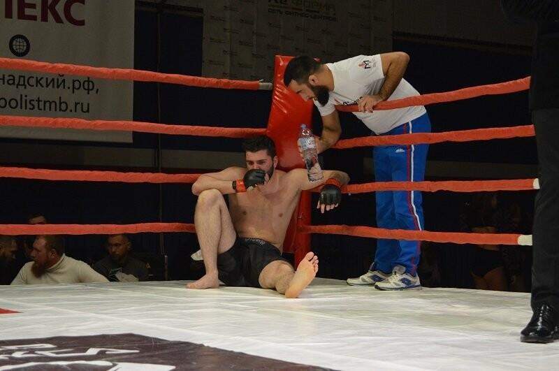 В Тамбове провели турнир по смешанным единоборствам «Путь воина» , фото-14
