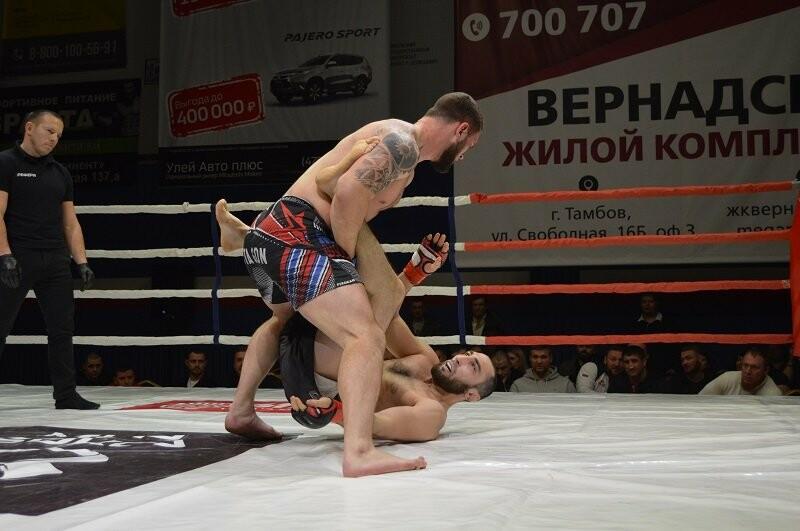 В Тамбове провели турнир по смешанным единоборствам «Путь воина» , фото-16