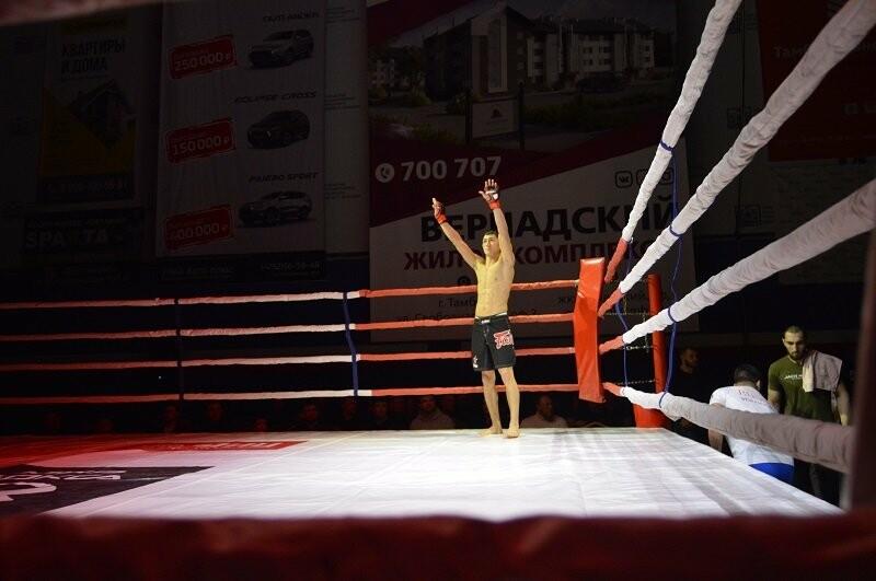 В Тамбове провели турнир по смешанным единоборствам «Путь воина» , фото-2