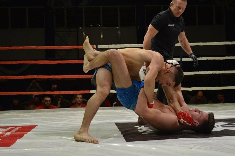 В Тамбове провели турнир по смешанным единоборствам «Путь воина» , фото-5