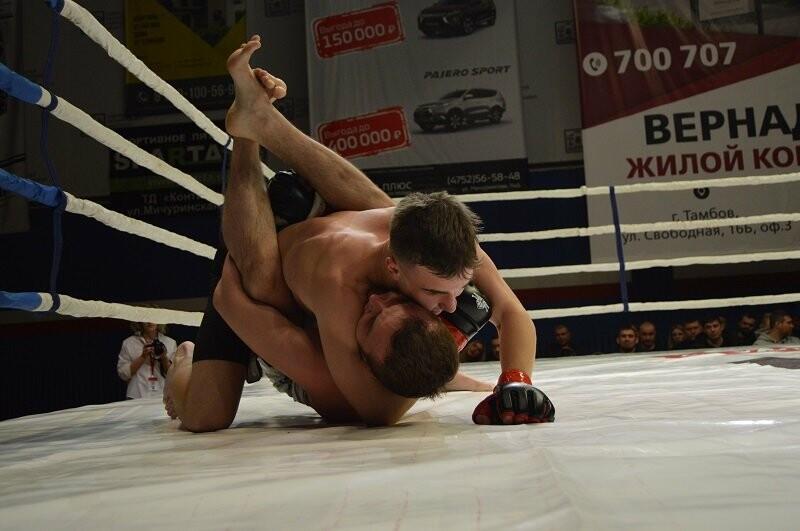 В Тамбове провели турнир по смешанным единоборствам «Путь воина» , фото-8