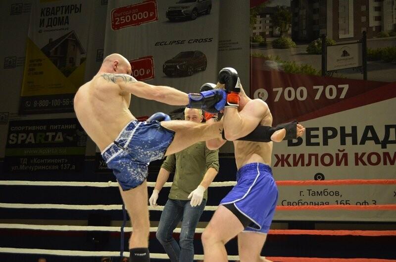 В Тамбове провели турнир по смешанным единоборствам «Путь воина» , фото-9
