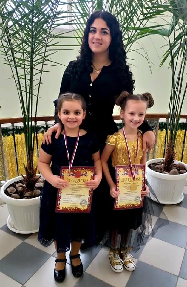 Юные тамбовчанки победили на международном вокальном конкурсе, фото-1