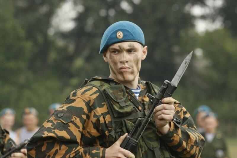 Тамбовская бригада спецназа ГРУ получила статус гвардейской , фото-1