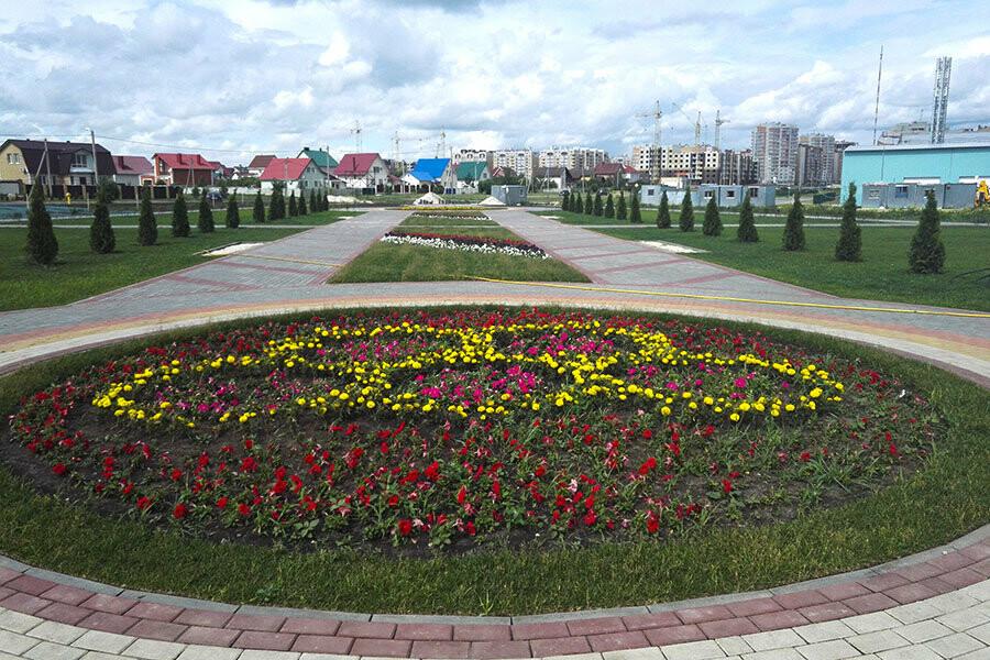 Тамбовские власти продолжат благоустройство Олимпийского парка на севере города , фото-1