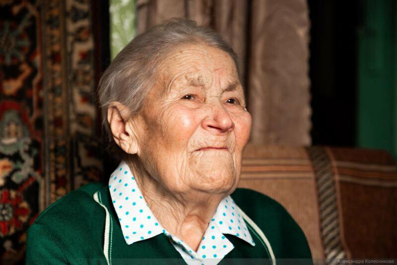 Тамбовчанка отпраздновала 100-летний юбилей , фото-1