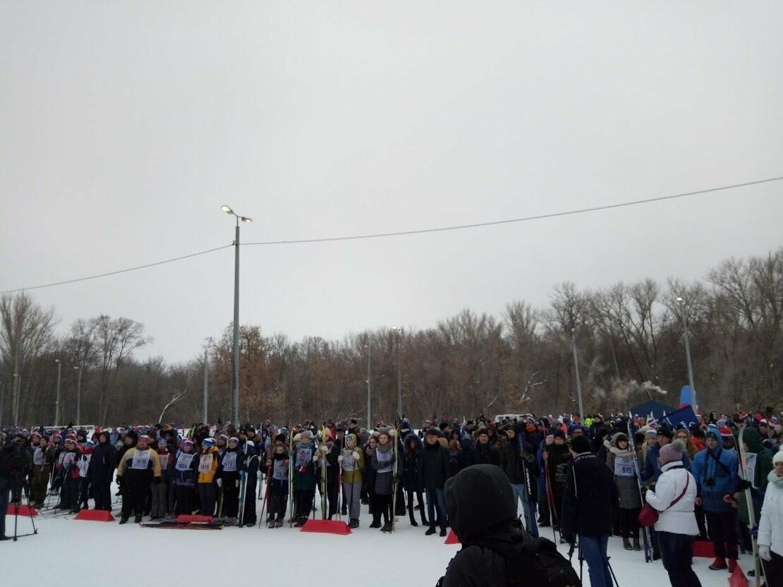 От мала до велика: тамбовчане вышли на главную лыжную гонку сезона, фото-1