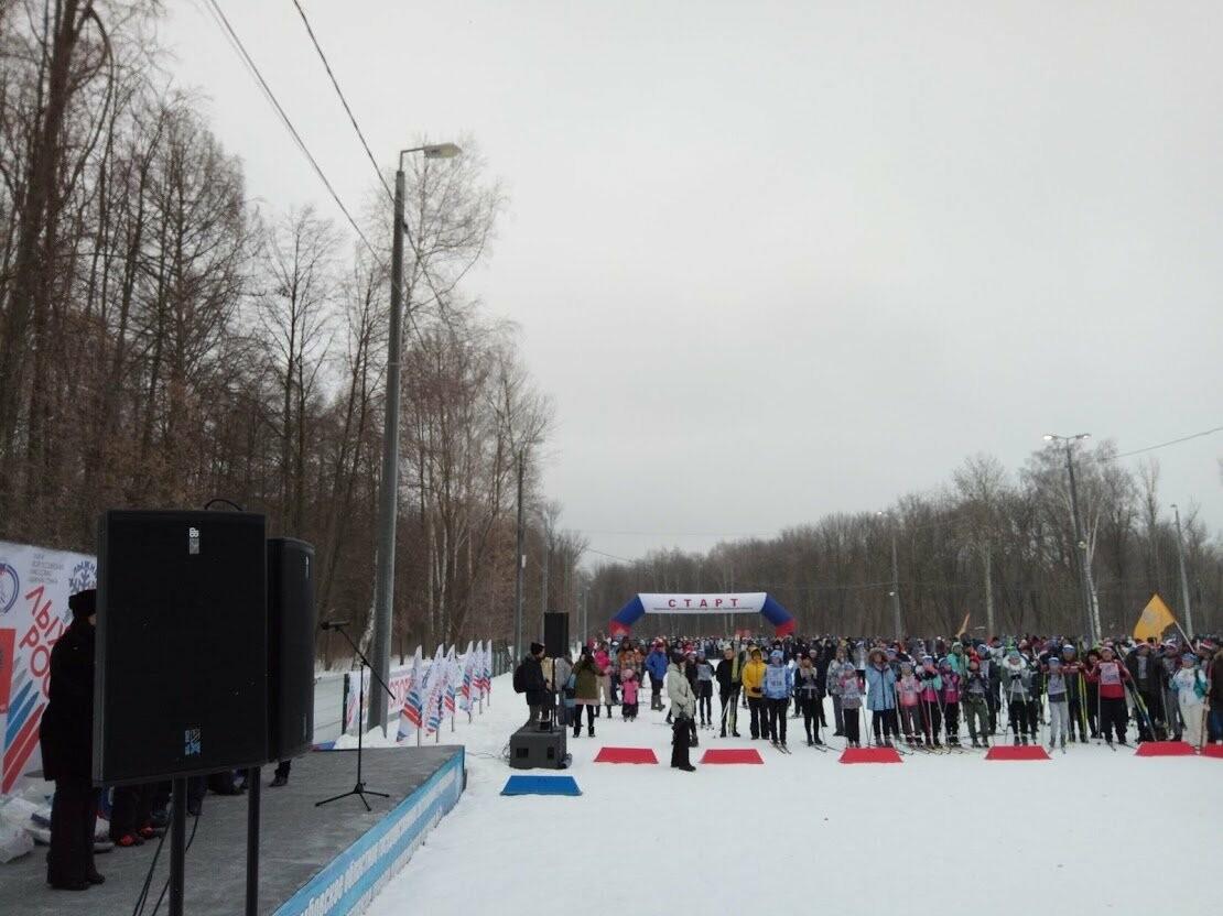 От мала до велика: тамбовчане вышли на главную лыжную гонку сезона, фото-2