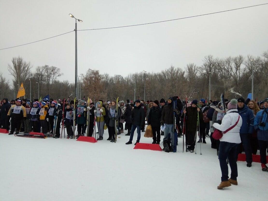 От мала до велика: тамбовчане вышли на главную лыжную гонку сезона, фото-3
