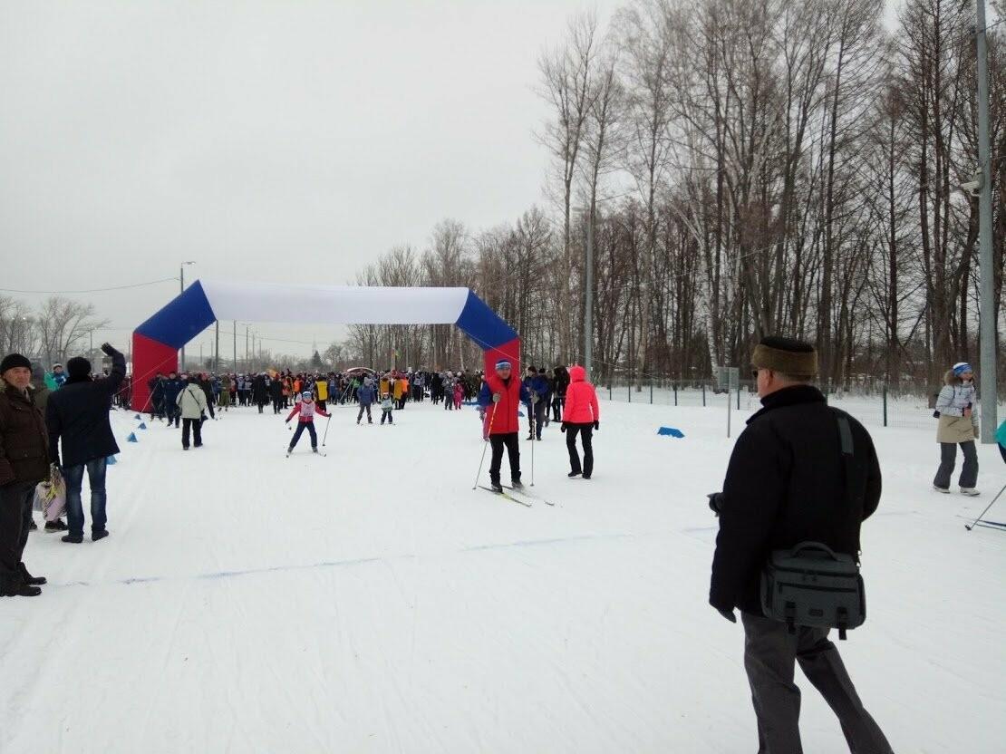 От мала до велика: тамбовчане вышли на главную лыжную гонку сезона, фото-4