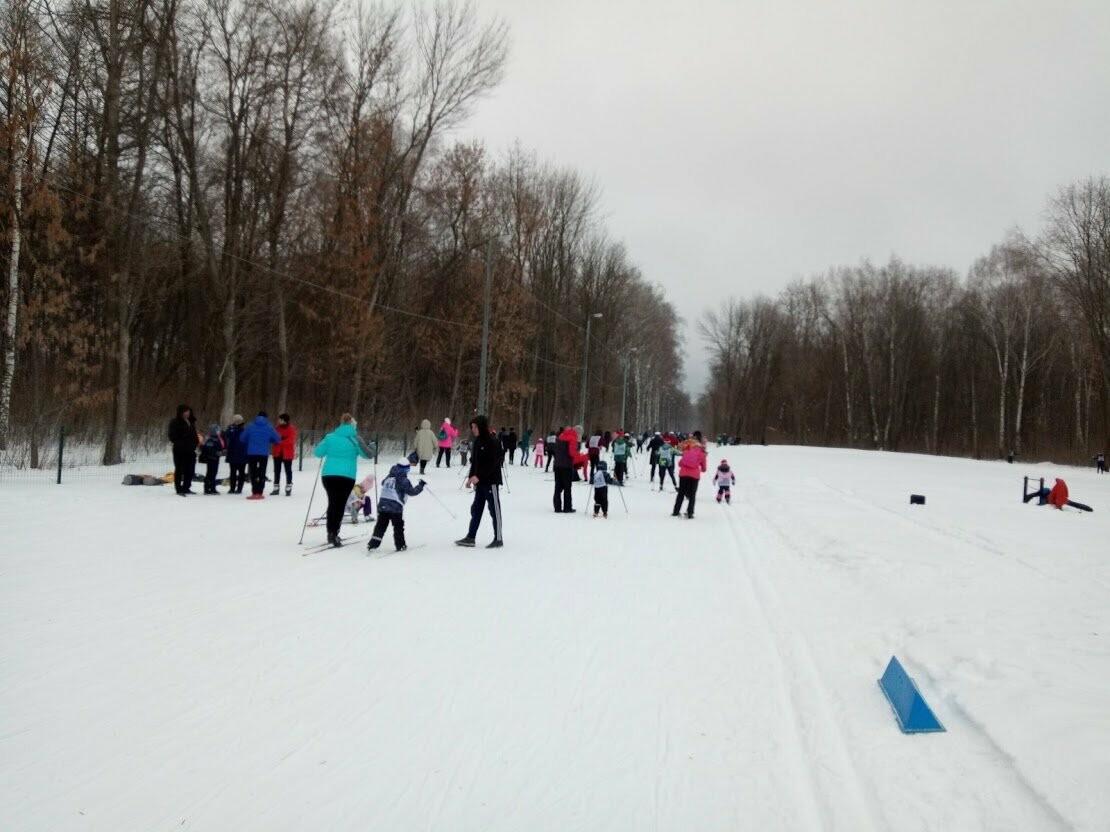 От мала до велика: тамбовчане вышли на главную лыжную гонку сезона, фото-5