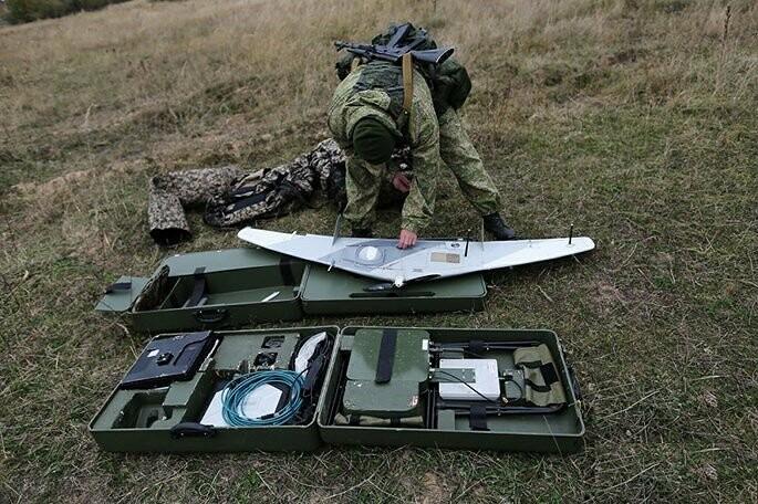 Тамбовские спецназовцы впервые провели разведку с беспилотниками, фото-1