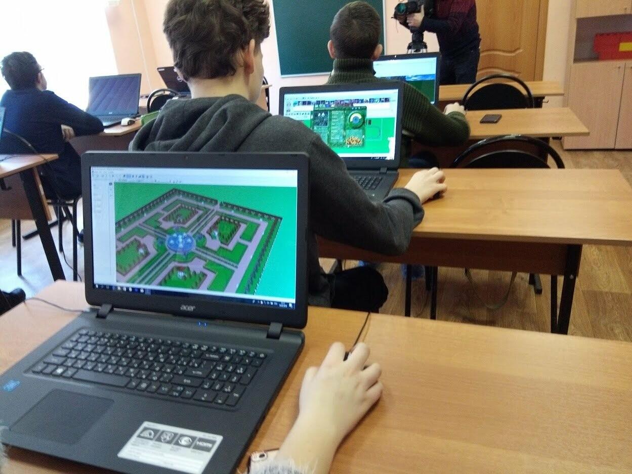 Тамбовские школьники попробовали себя в роли ландшафтных дизайнеров, фото-2
