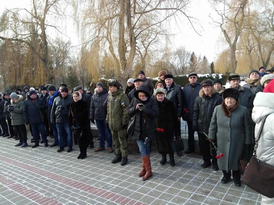 В Тамбове провели митинг в честь Дня защитника Отечества, фото-4