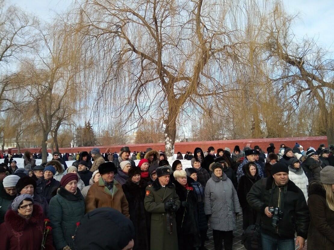 В Тамбове провели митинг в честь Дня защитника Отечества, фото-5