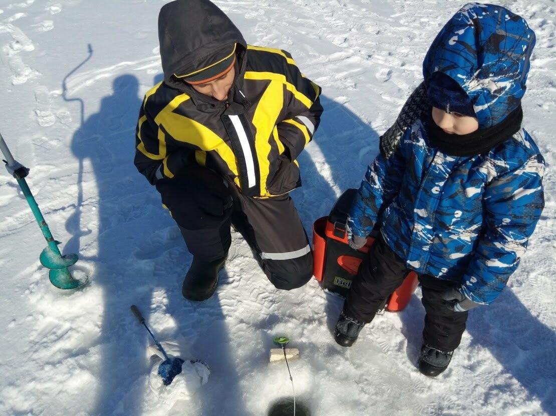 Ни хвоста, ни чешуи: в Тамбове провели детские соревнования по зимней рыбалке, фото-1