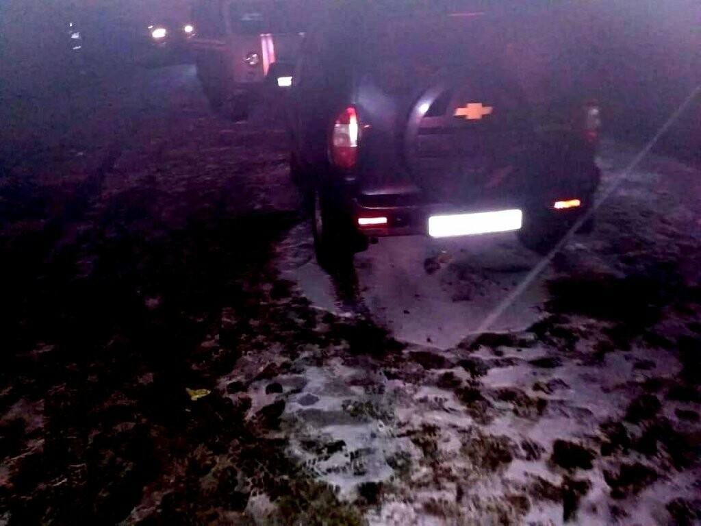 В Мичуринском районе при столкновении четырех машин погиб мужчина, фото-3