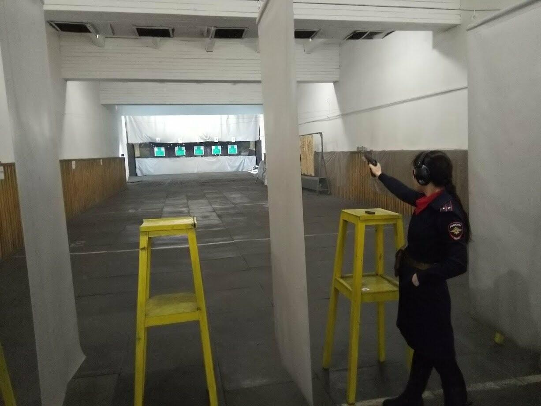 В Тамбове провели соревнования для девушек-стрелков, фото-1