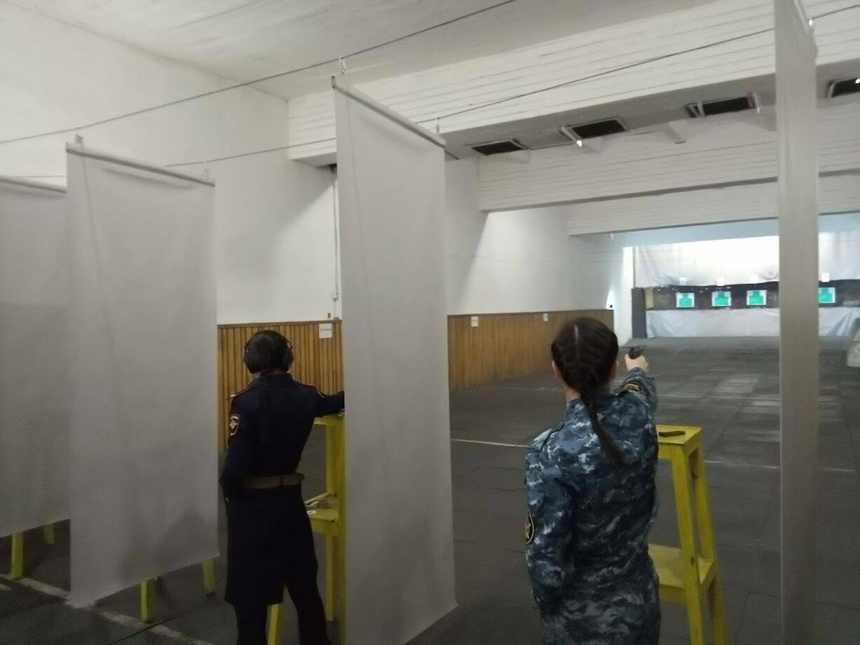 В Тамбове провели соревнования для девушек-стрелков, фото-2