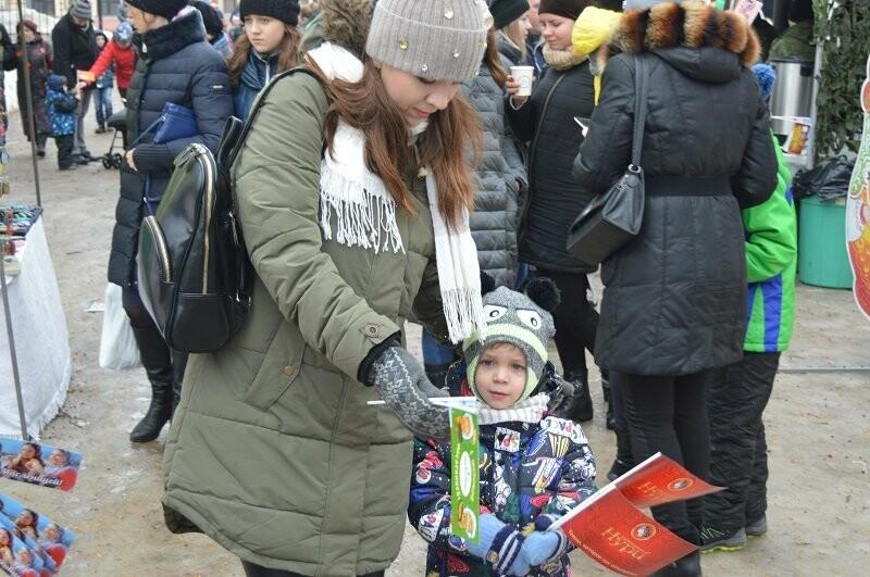 Тысячи тамбовчан отметили широкую Масленицу в Парке культуры, фото-7