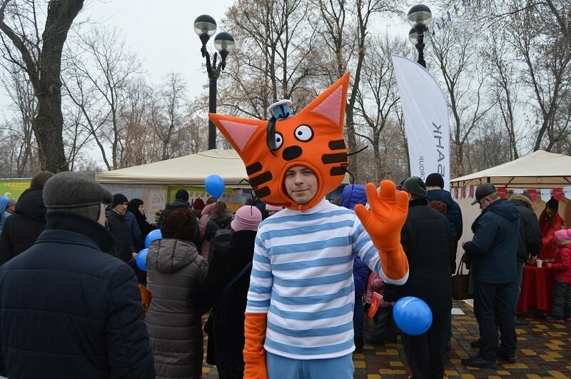 Тысячи тамбовчан отметили широкую Масленицу в Парке культуры, фото-1