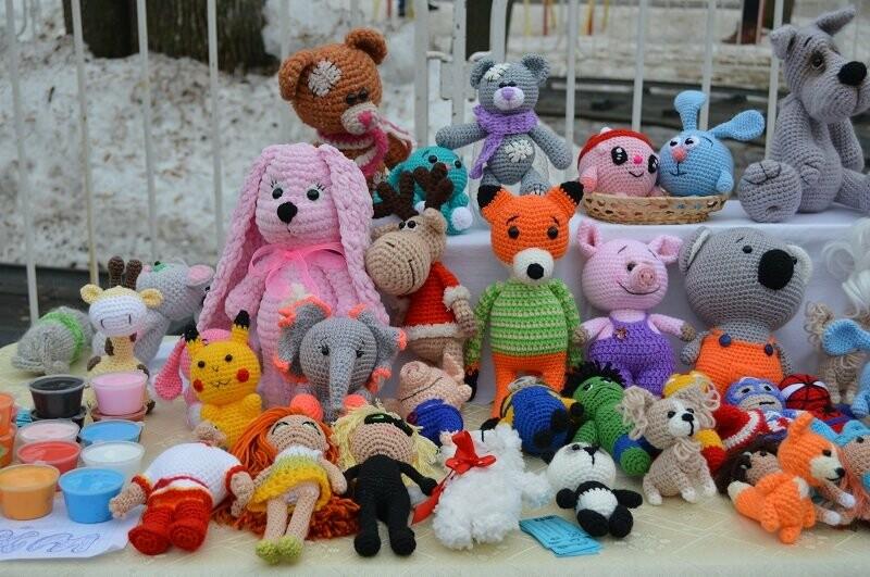 Тысячи тамбовчан отметили широкую Масленицу в Парке культуры, фото-13