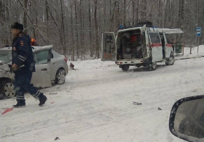 На Южном обходе Тамбова произошло два ДТП: погиб человек, еще трое пострадали, фото-2