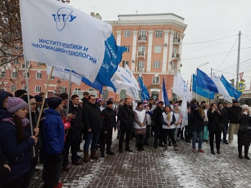 Тамбовчане встретили «Крымскую весну» автопробегом по области, фото-1