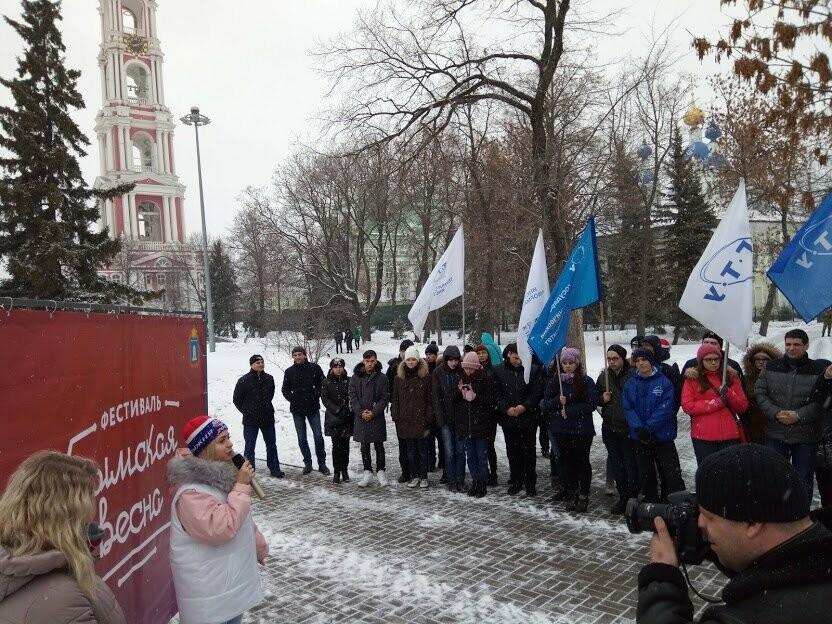 Тамбовчане встретили «Крымскую весну» автопробегом по области, фото-2