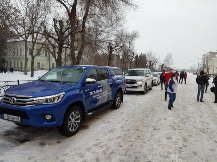 Тамбовчане встретили «Крымскую весну» автопробегом по области, фото-3