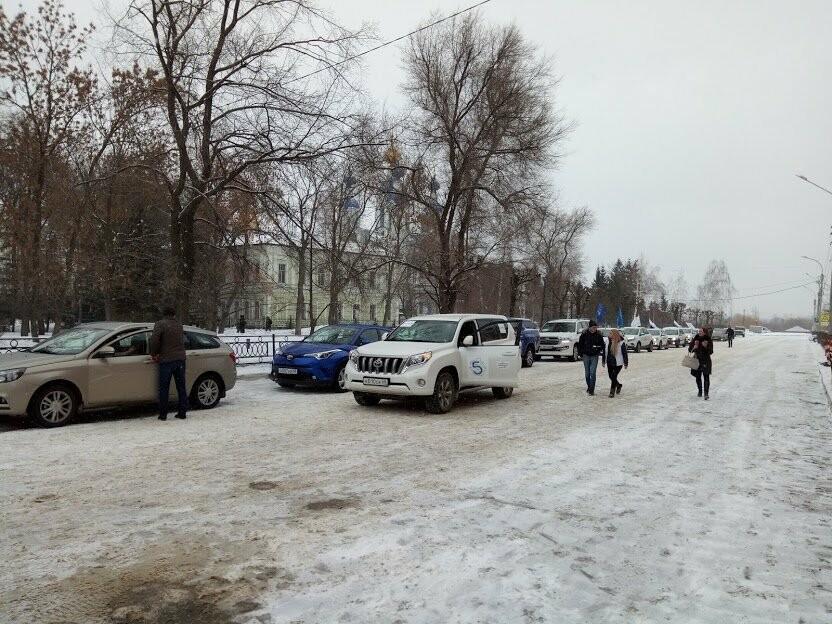 Тамбовчане встретили «Крымскую весну» автопробегом по области, фото-4