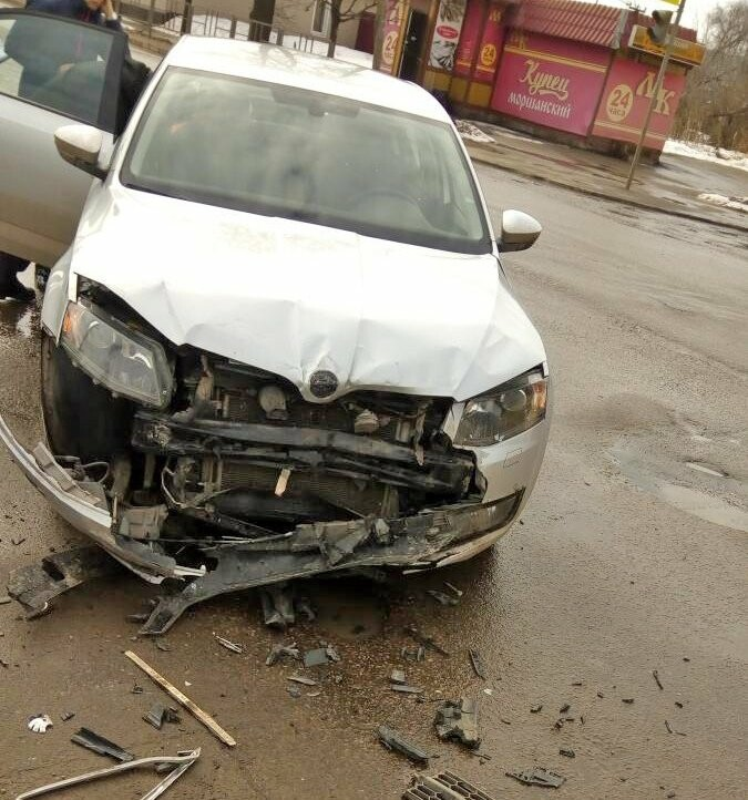 В Тамбове в тройном ДТП пострадала двухлетняя девочка, фото-3